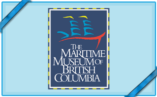 logo Maritime museum of British Colombia